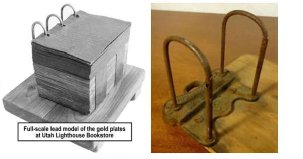 Golden Plates Model